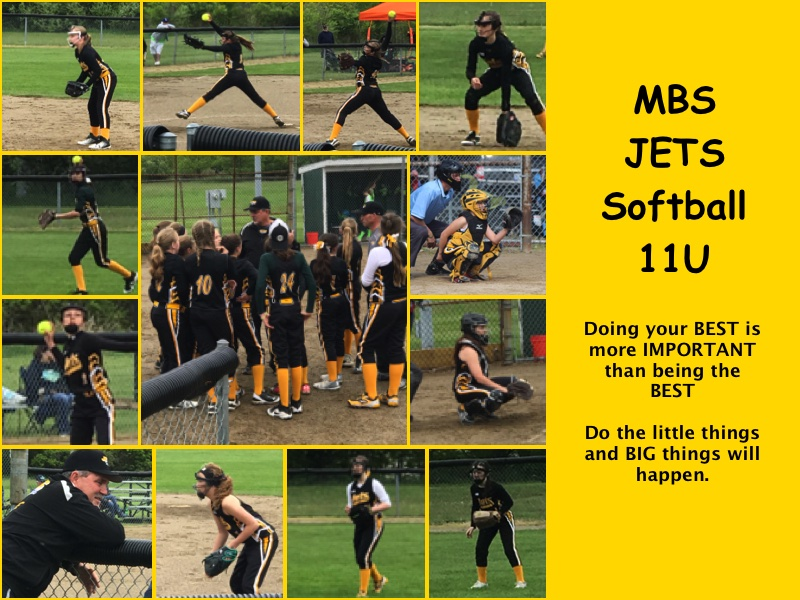 MBS Jets | Girls Fastpitch Softball